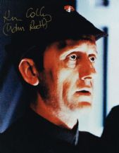 Kenneth Colley Autograph Signed Photo - Admiral Piett